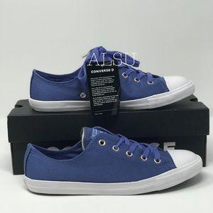 Converse Ctas Dainty Washed Indigo Blue W AUTHENT